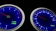 Speedmeter video