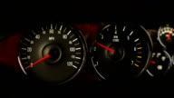 Speedometer Rev and Race video