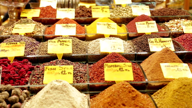 spice market spices video
