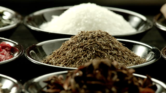 Spices and Herbs video