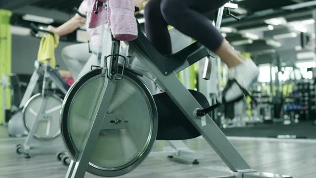 Spin Class video