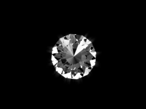 Spinning Diamond video