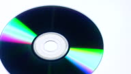 HD spinning disc - CD or DVD disk video