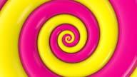 Spiral Background Loop video