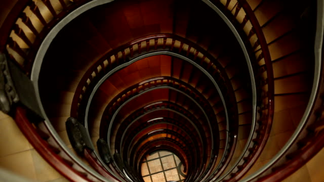 Spiral Staircase + Audio video
