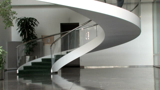 Spiral Staircase video