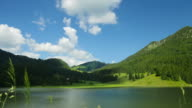 Spitzingsee, Lake in Germany, Time lapse video