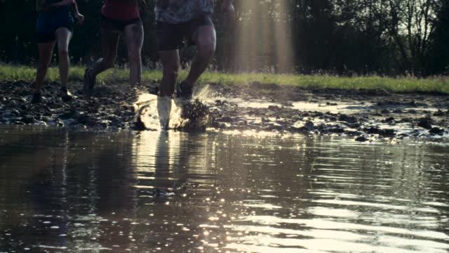 Splashes video