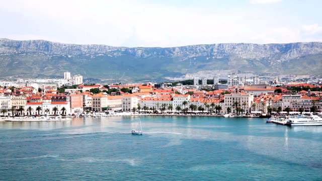 Split Croatia video