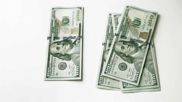Splitting Money Into Two Unequal Stacks video