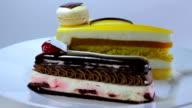 sponge cakes video