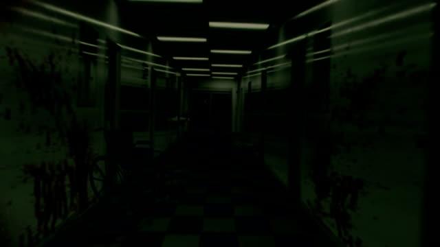 spooky scene video