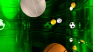 Sport balls #1 video