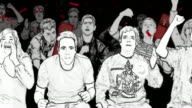 sport crowed - animation video