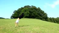 sport exercising video