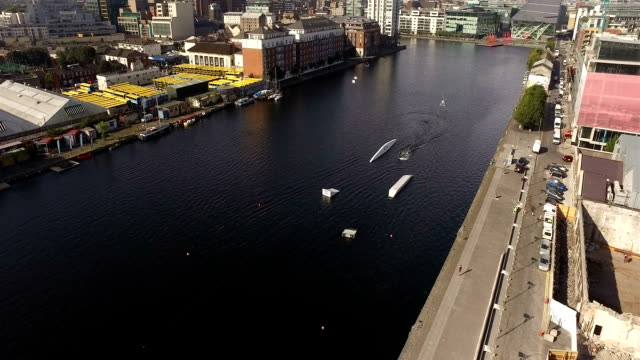 Sportive on Grand Canal Dock 1 video