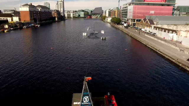 Sportive on Grand Canal Dock 2 video