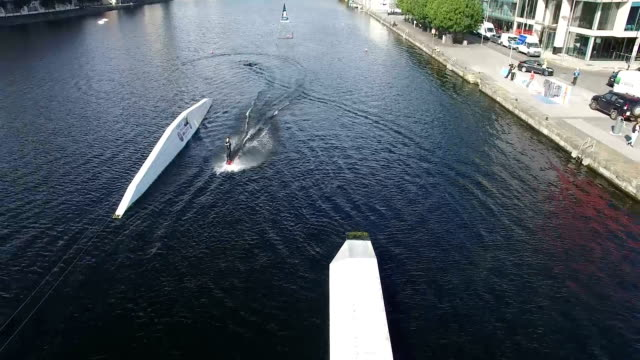 Sportive on Grand Canal Dock 7 video