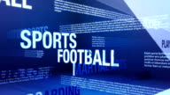 Sports Background Seamless Loop video