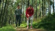 Sports injury video