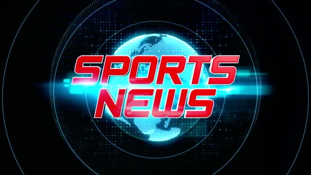 sports news video