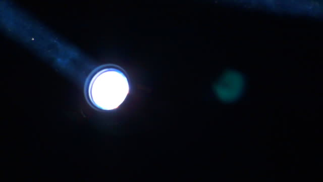 Spotlight Moves in the Dark video