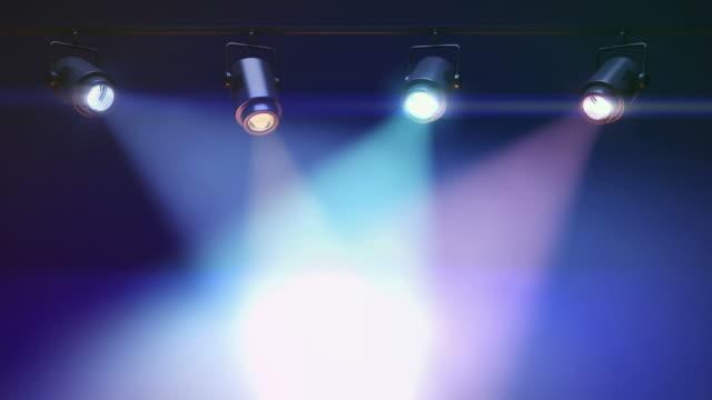 Spotlights video