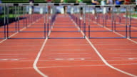 Sprint Hurdle Race For Men video