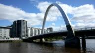 Squinty Bridge, Glasgow video
