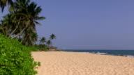 Sri Lanka Beach video