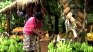 Sri Lanka Cutting Pineapple video