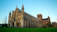St Albans Cathedral video