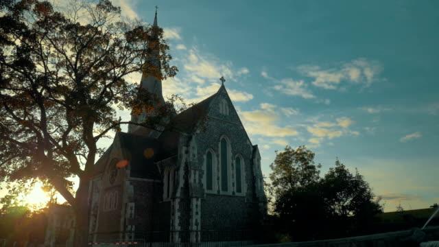 St. Albans Church in Copenhagen, Denmark video