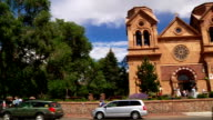 St. Francis Cathedral New Mexico video