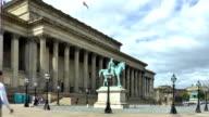 St George's Hall - Liverpool, England video