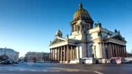 St. Isaac's Cathedral. St. Petersburg. Russia video