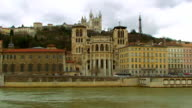 St Jean and Fourviere Cathedrals – Lyon, France video