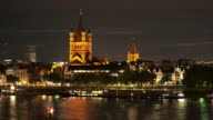 St Martins Church Cologne video