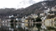 St Moritz in Switzerland video