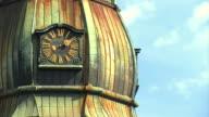 St. Peter's Church clock video