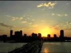 St Petersburg Skyline Timelapse video