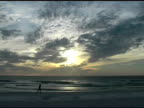 St. Petersburg Sunset Time Lapse NTSC video