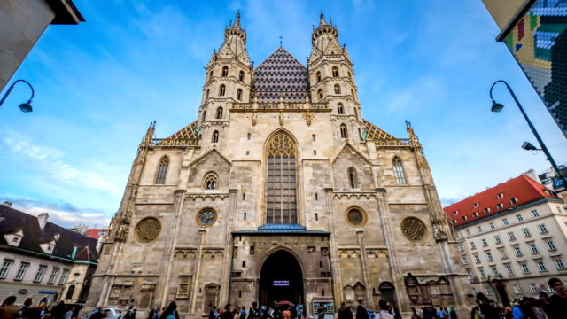 St. Stephens Cathedral, Vienna video