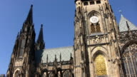 St. Vitus Cathedral, Prague (HD) video