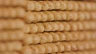 Stack of Cracker video