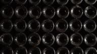 Stack of wine bottles-Bordeaux Wineyard video