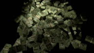 Stacks of Cash video