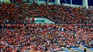 Stadium Crowd video