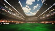 Stadium Playing Field video