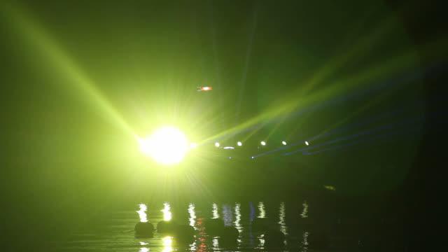 Stage light video